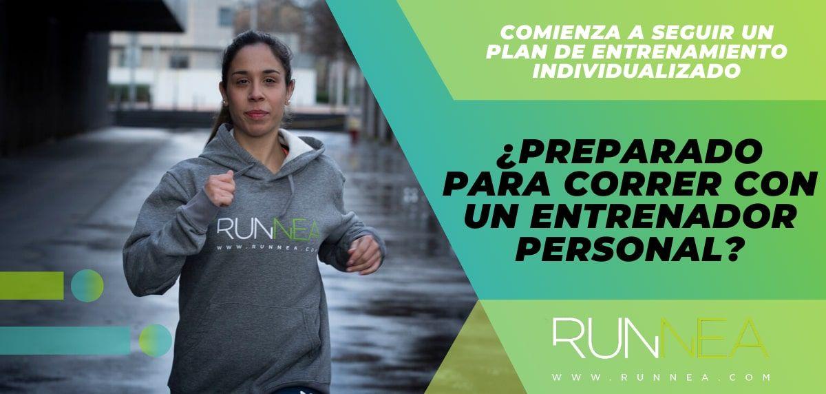 ¿Estás preparado para correr con un entrenador personal?
