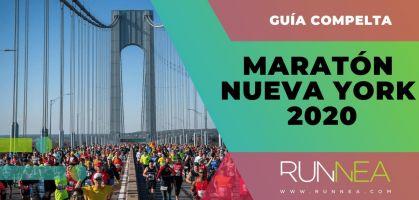 Guía del Maratón de Nueva York 2020: Inscripciones, recorrido, consejos prácticos y alojamiento