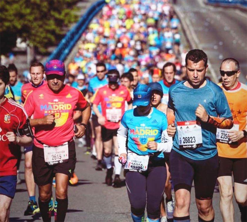 Medio Maratón Madrid 2020, detalles de inscripción y recorrido