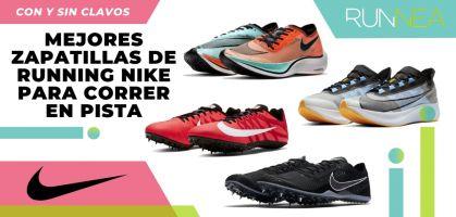 Las mejores zapatillas de Nike para correr en pista
