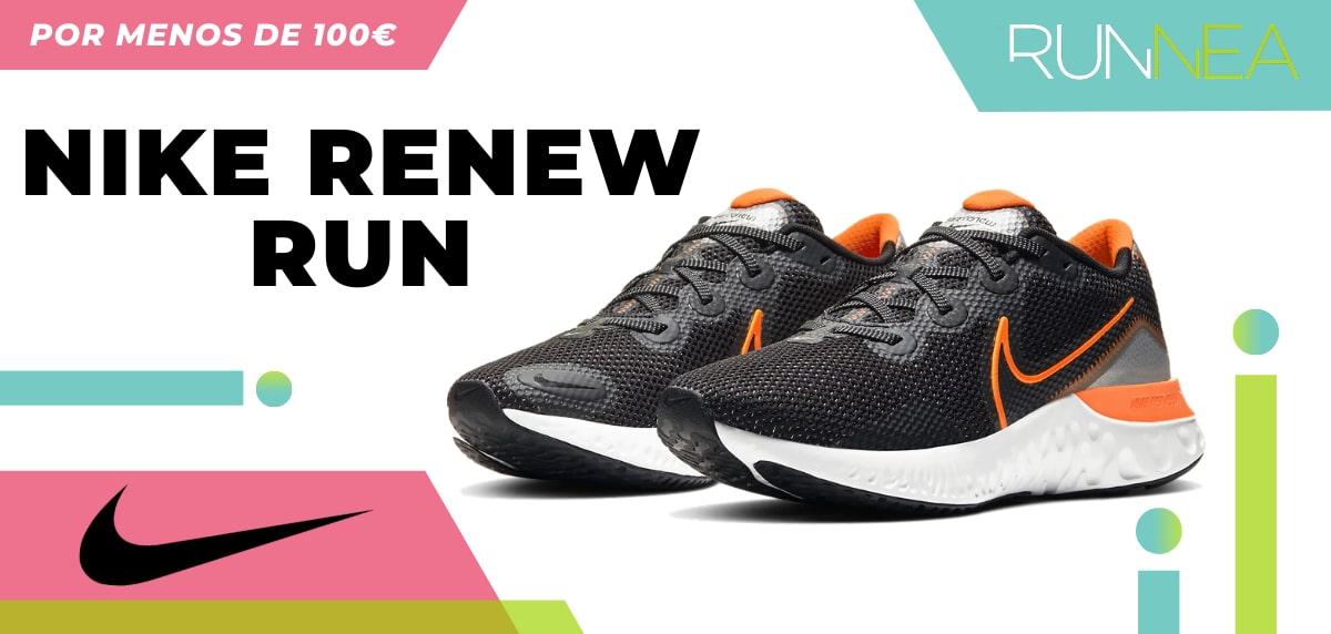 A fondo Pais de Ciudadania Ordinario  Las 8 mejores zapatillas running Nike por menos de 100€