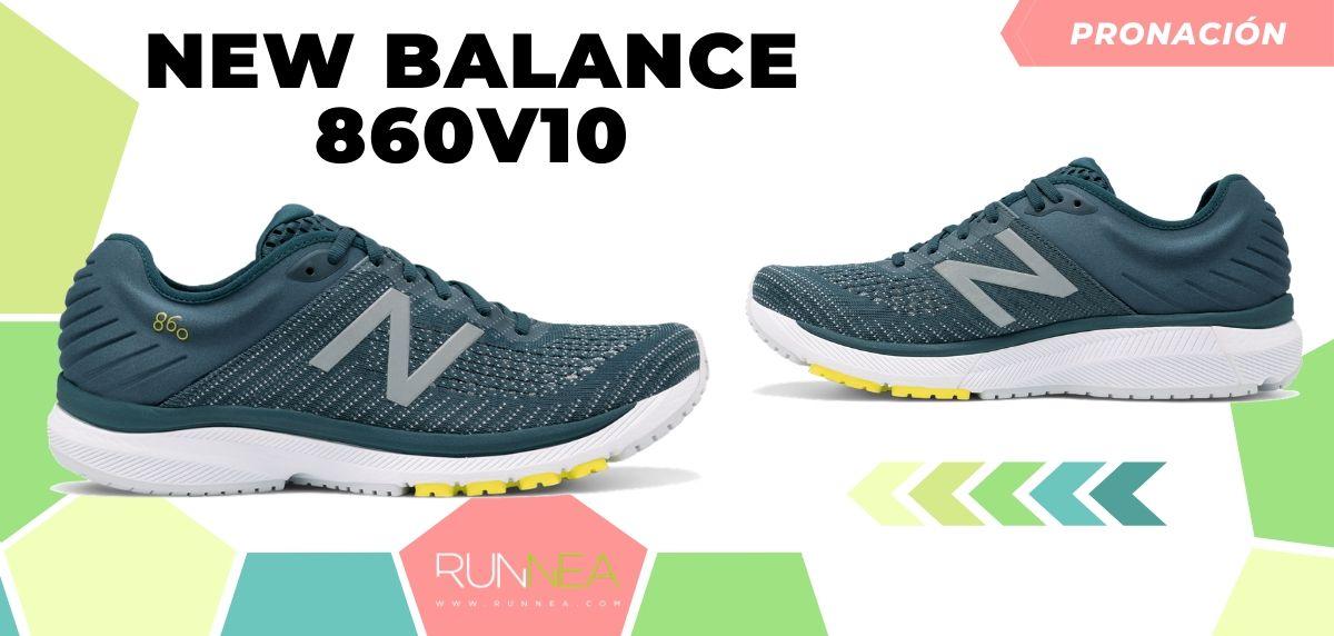 Mejores zapatillas de running 2020 para corredores pronadores