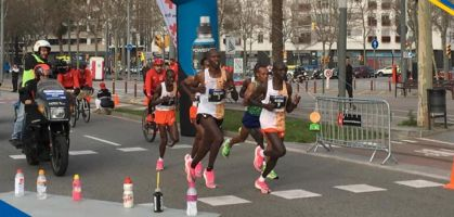 Clasificaciones Media Maratón Barcelona 2020 Mitja Marató Barcelona: ¡Victor Chumo y Ashete Bekere, vencedores!