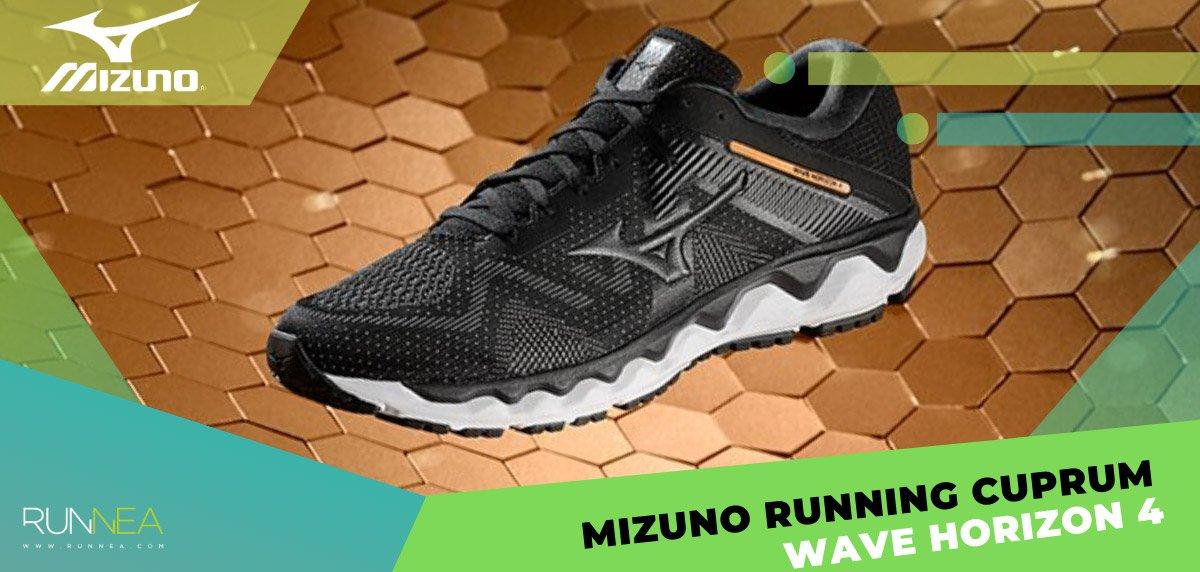 Zapatillas Mizuno Running Cuprum-Mizuno Wave Horizon 4