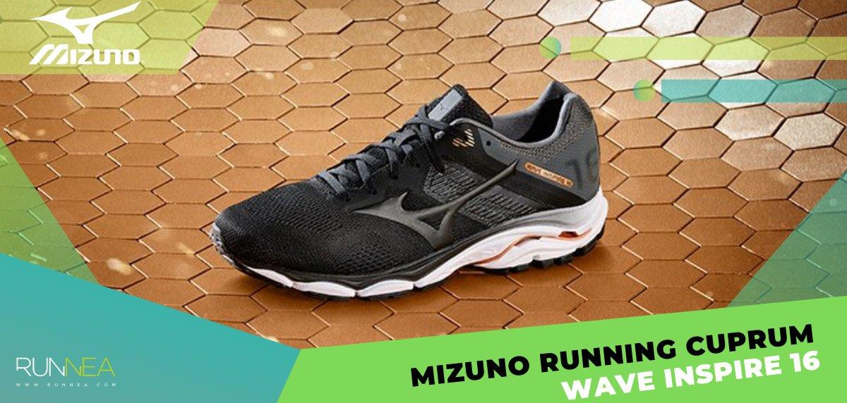 Zapatillas Mizuno Running Cuprum-Mizuno Wave Inspire 16