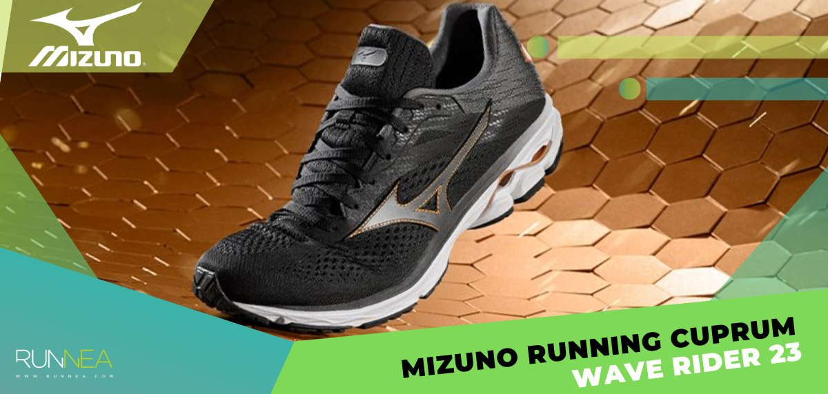 Zapatillas Mizuno Running Cuprum-Mizuno Wave Rider 23