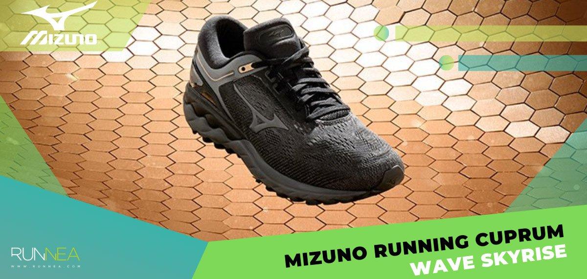 Zapatillas Mizuno Running Cuprum-Mizuno Wave Skyrise