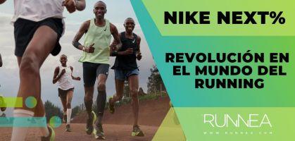 Nike NEXT%, el sistema que ha venido para revolucionar el mundo del running