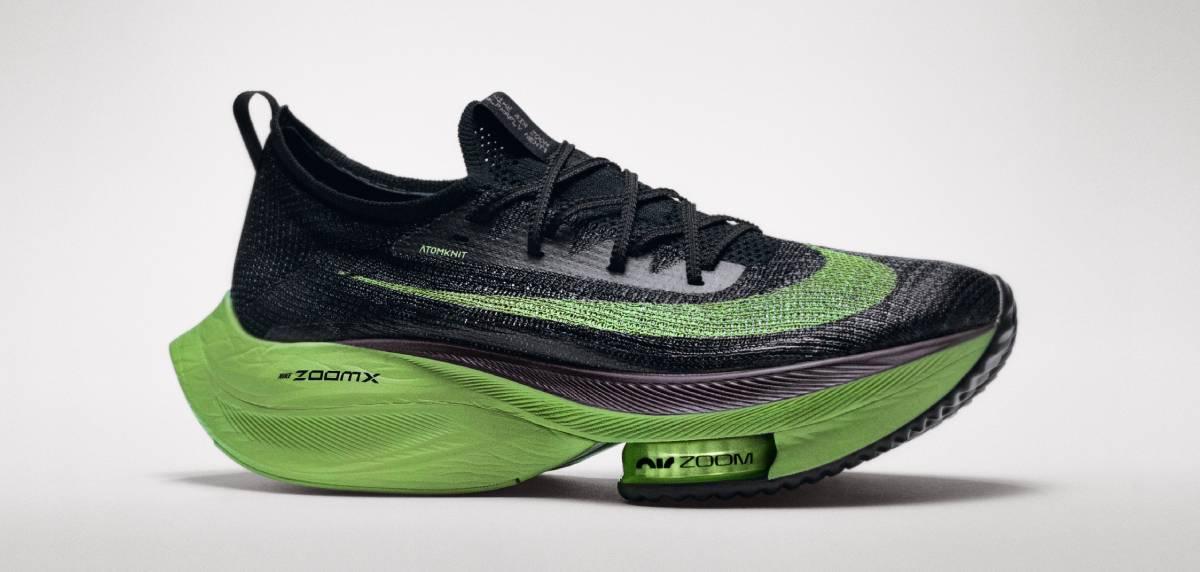 Nike NEXT%, el sistema que ha venido para revolucionar el mundo del running, Nike Air Zoom Alphafly NEXT% características principales