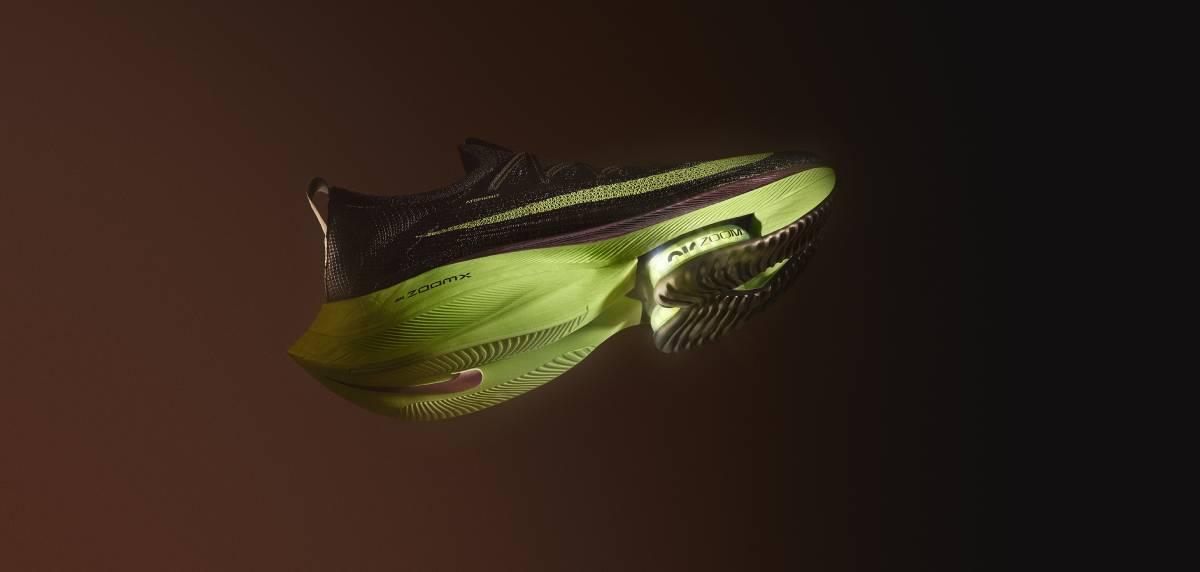 Nike NEXT%, el sistema que ha venido para revolucionar el mundo del running, Nike Air Zoom Alphafly NEXT%
