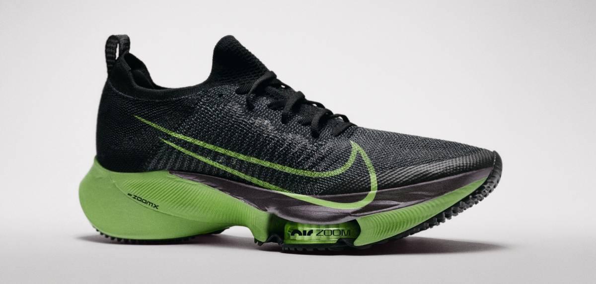 Nike NEXT%, el sistema que ha venido para revolucionar el mundo del running, Nike Air Zoom Tempo NEXT%