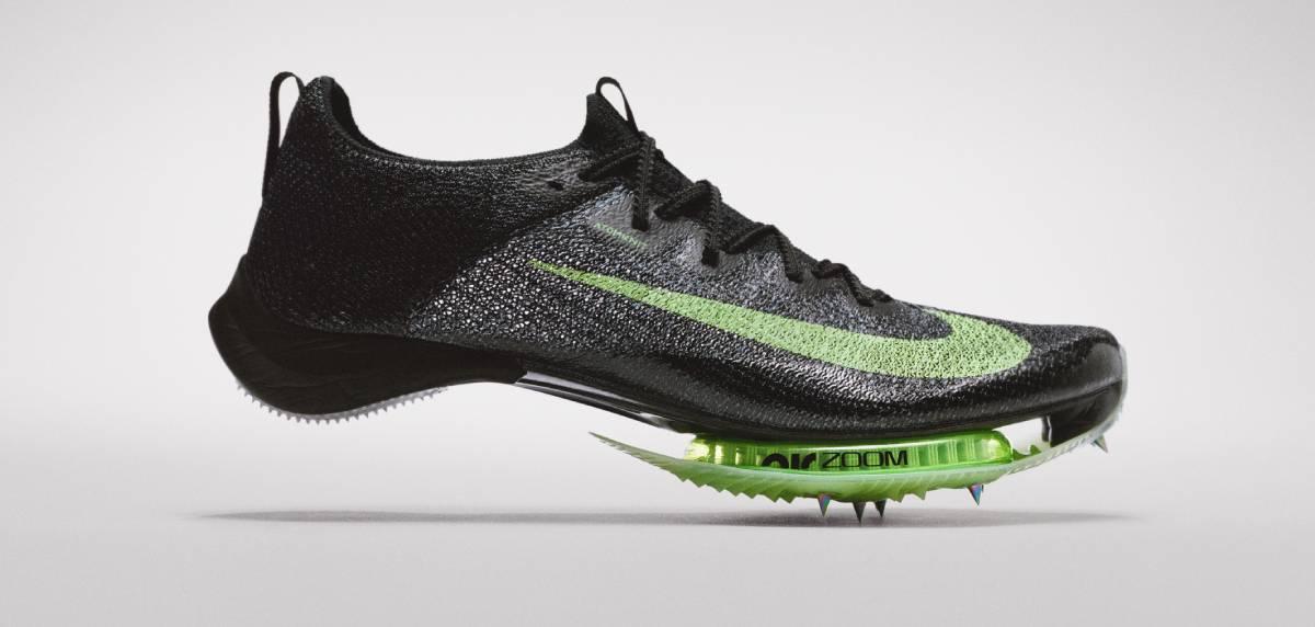 Nike NEXT%, el sistema que ha venido para revolucionar el mundo del running, zapatillas con clavos