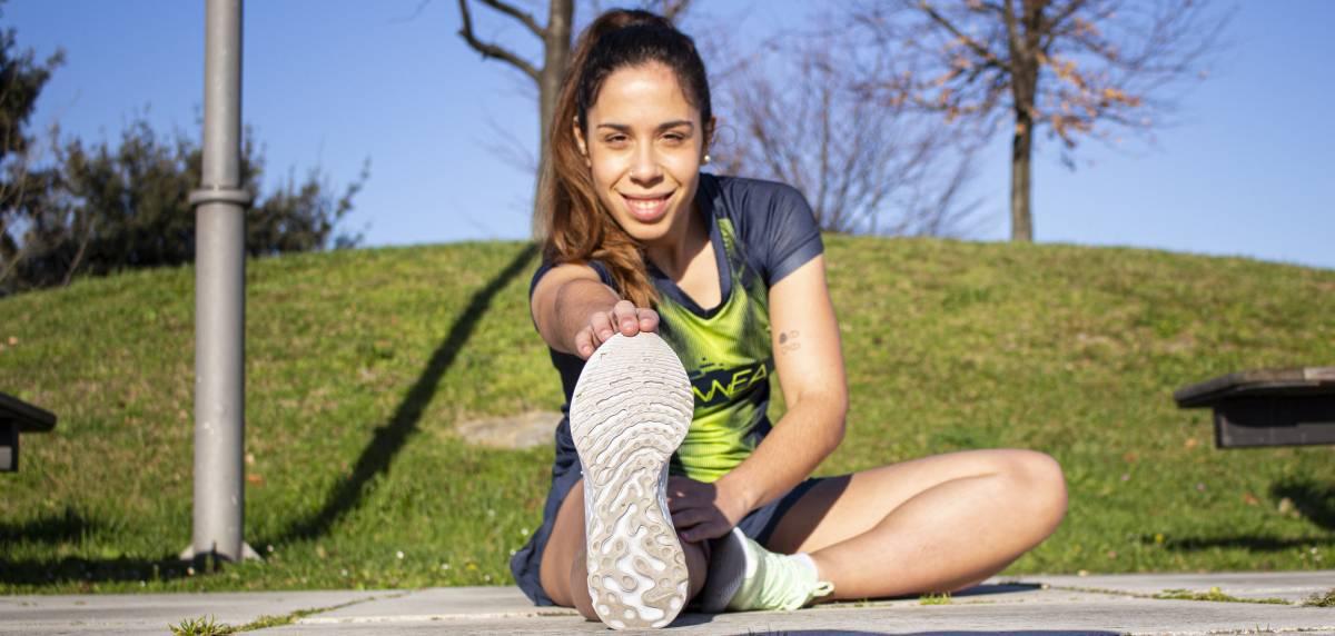Review Nike React Infinity Run, espuma React