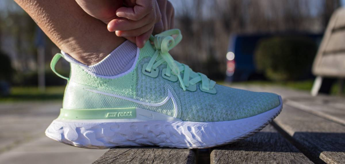 Review Nike React Infinity Run, estetica y diseño