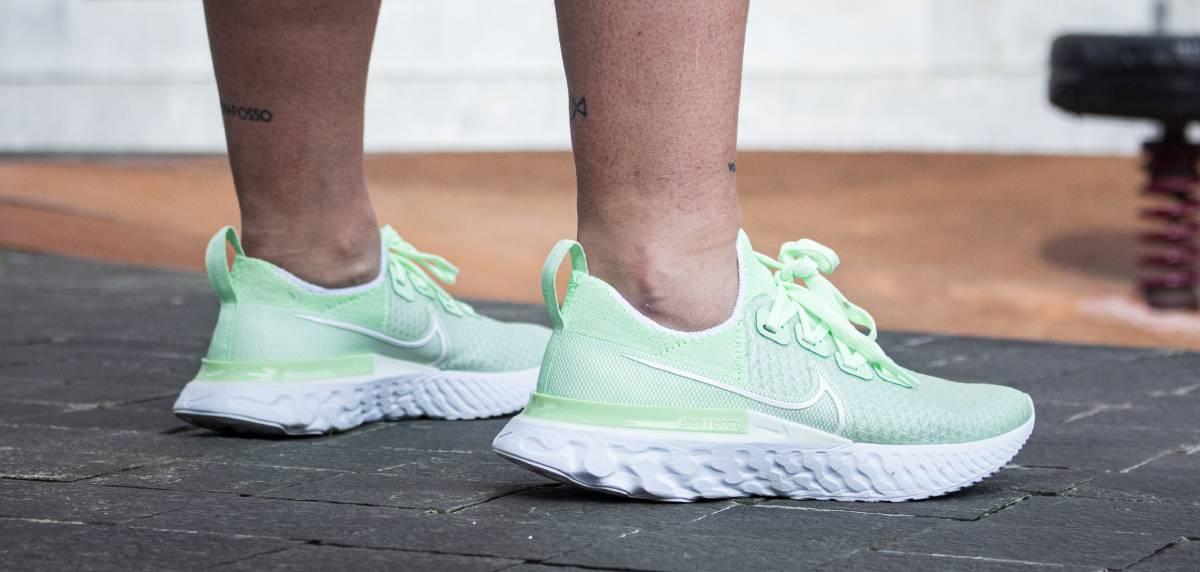Review Nike React Infinity Run, novedades