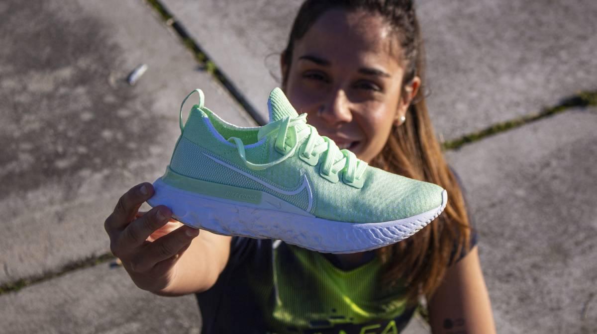 Review Nike React Infinity Run, perfil corredor