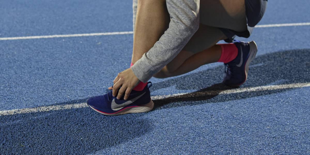 Nike Zoom Vaporfly 4% Flyknit, ajuste, propulsión, reactividad y velocidad en su máxima expresión, ajuste impecable