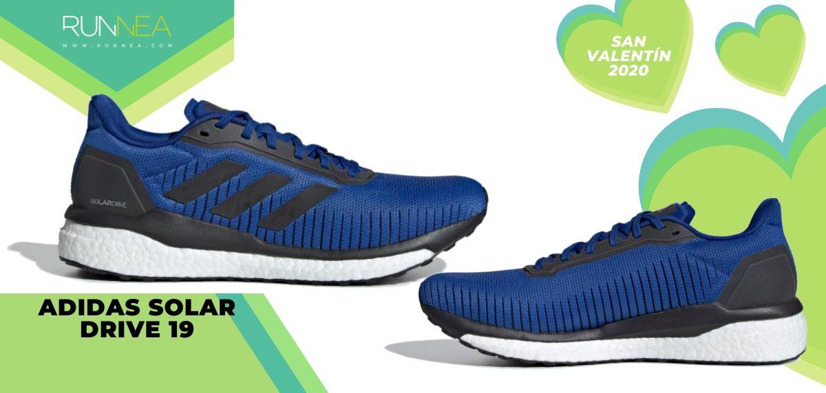 ¡Llega el San Valentín Runner: Mejores regalos running para él y para ella!, Adidas Solar Drive 19
