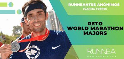Reto World Marathon Majors: Descubrir mundo corriendo, la experiencia vital de Juanma Torres
