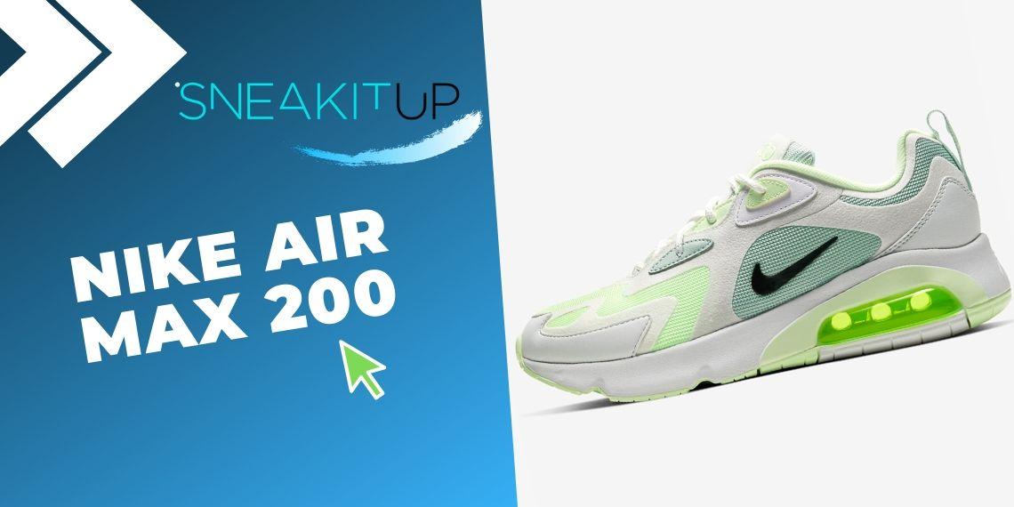 Las 10 mejores ofertas en sneakers de Nike con ¡descuentos final de temporada! Nike Air Max 200