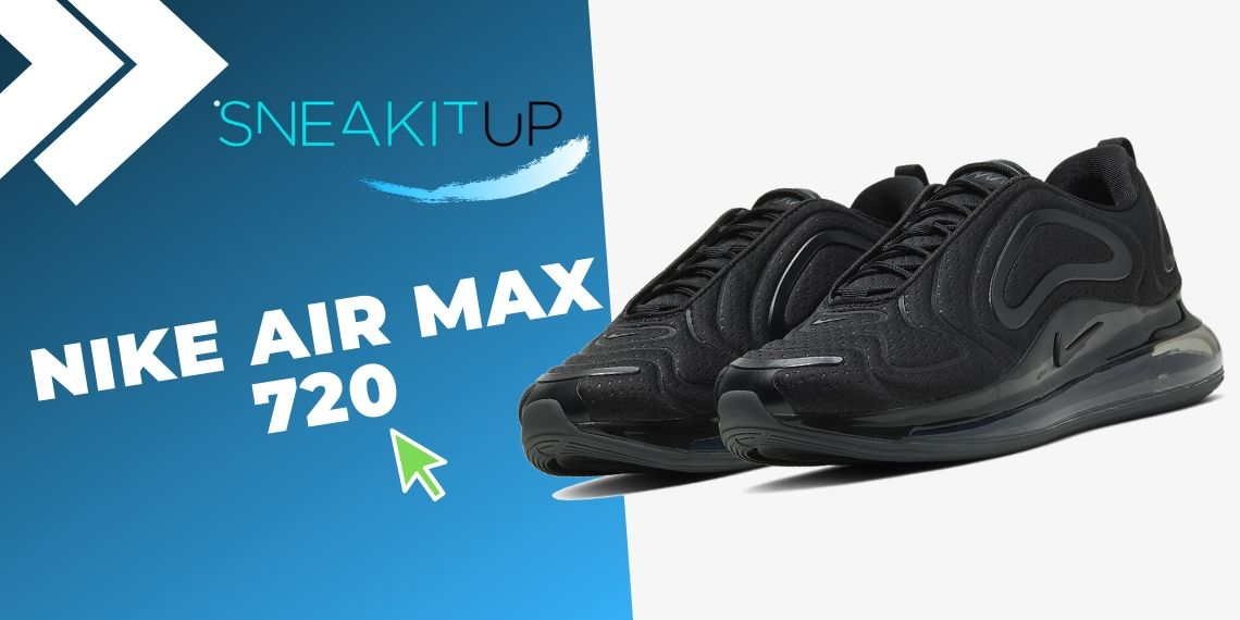 Las 10 mejores ofertas en sneakers de Nike con ¡descuentos final de temporada! Nike Air Max 720