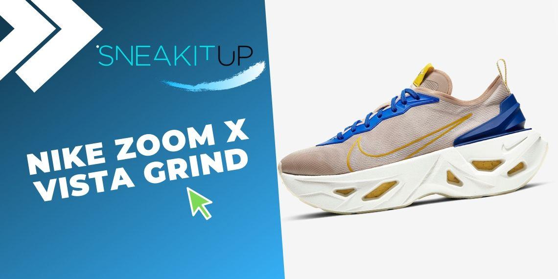 Las 10 mejores ofertas en sneakers de Nike con ¡descuentos final de temporada! Nike Zoom X Vista Grind