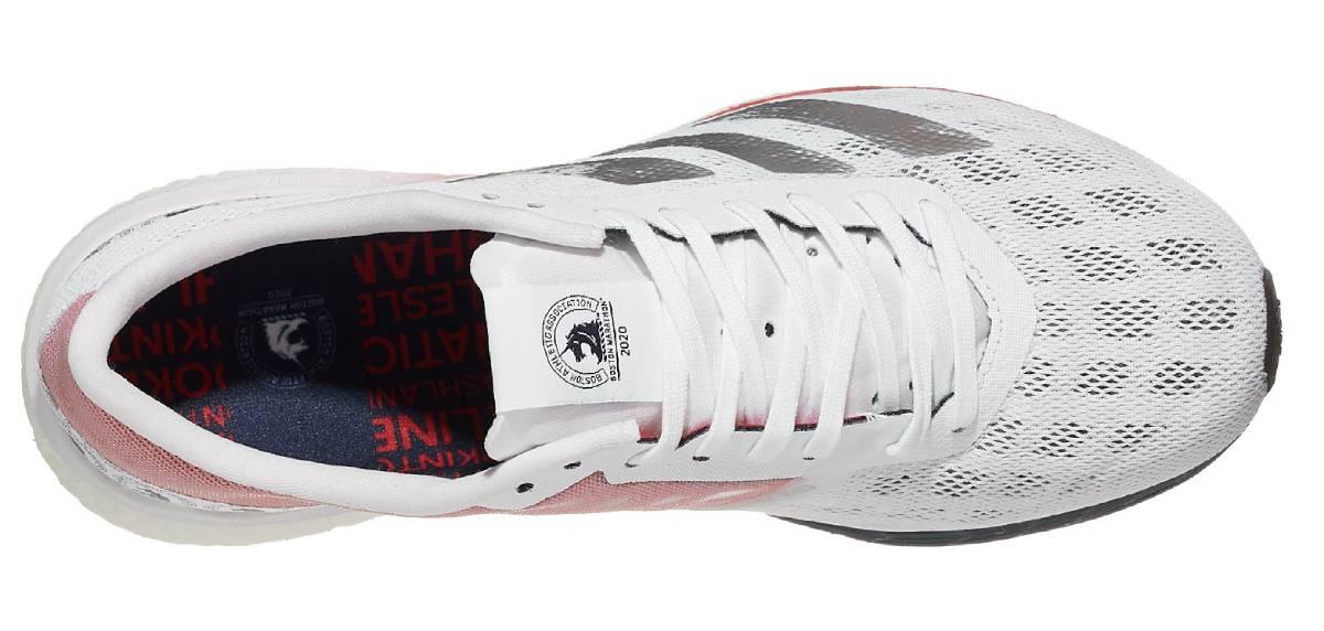 Adidas Adizero Boston 9, upper