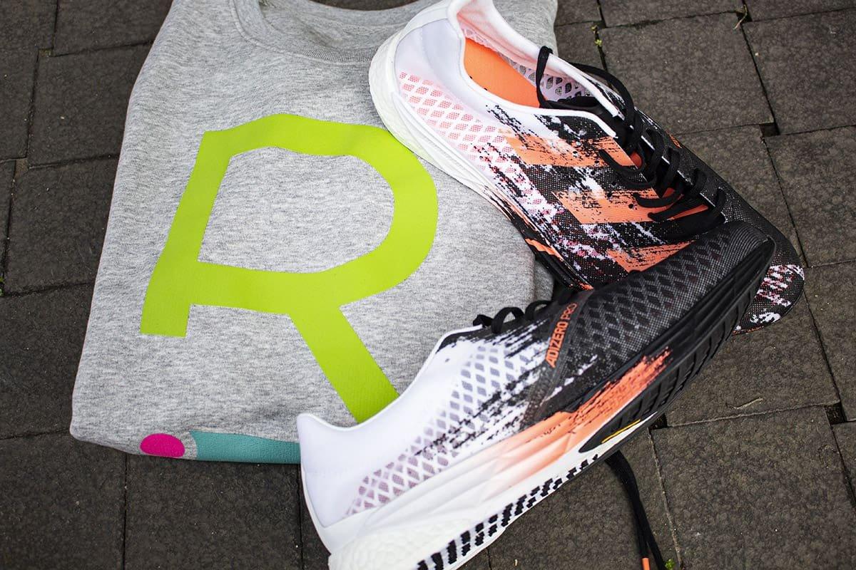 Adidas Adizero Pro, zapatilla de competición, especificaciones técnicas - foto 1