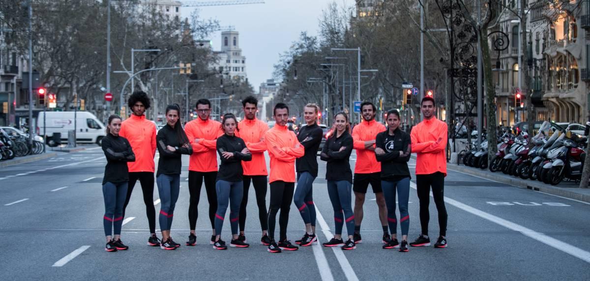 Asistimos a la presentación oficial de las Adidas SL20 y Ultraboost PB en el evento #FasterThan My Limits, entrenamiento con Adidas Runners Barcelona
