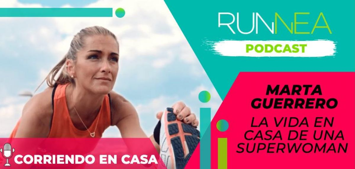 Hablamos con Marta Guerrero, atleta de ultra distancia Asics Frontrunner y mamá de 6 hijos