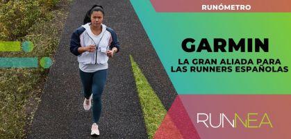 Garmin, la gran aliada para las runners españolas según el Runómetro