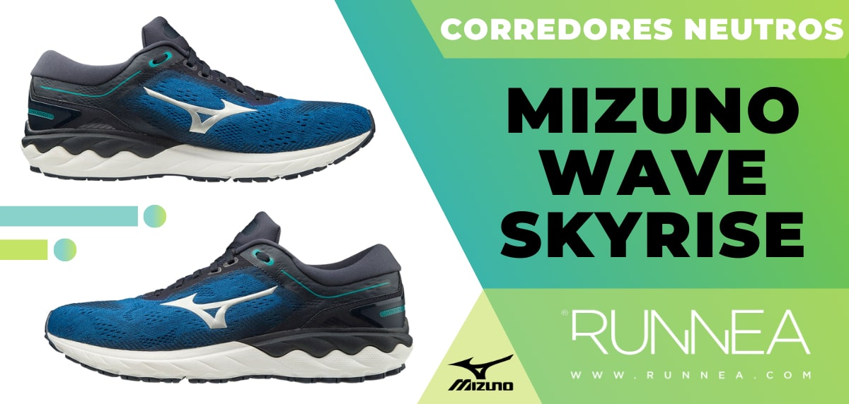 mejores-zapatillas-running-para-corredores-con-sobrepeso-mizuno-wave-skyrise