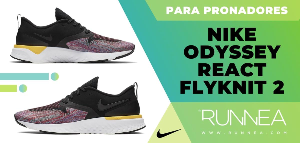 mejores-zapatillas-running-para-corredores-con-sobrepeso-nike-odyssey-react-flyknit-2