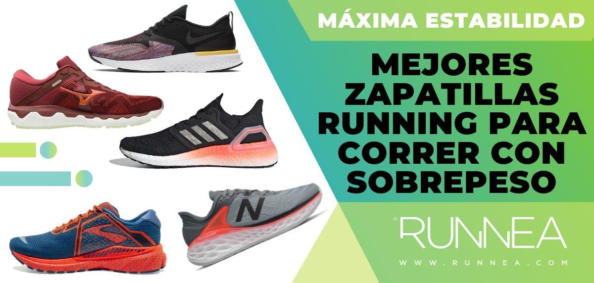 olupina zaliv destilacija  Las mejores zapatillas running 2020 para comenzar a correr con sobrepeso