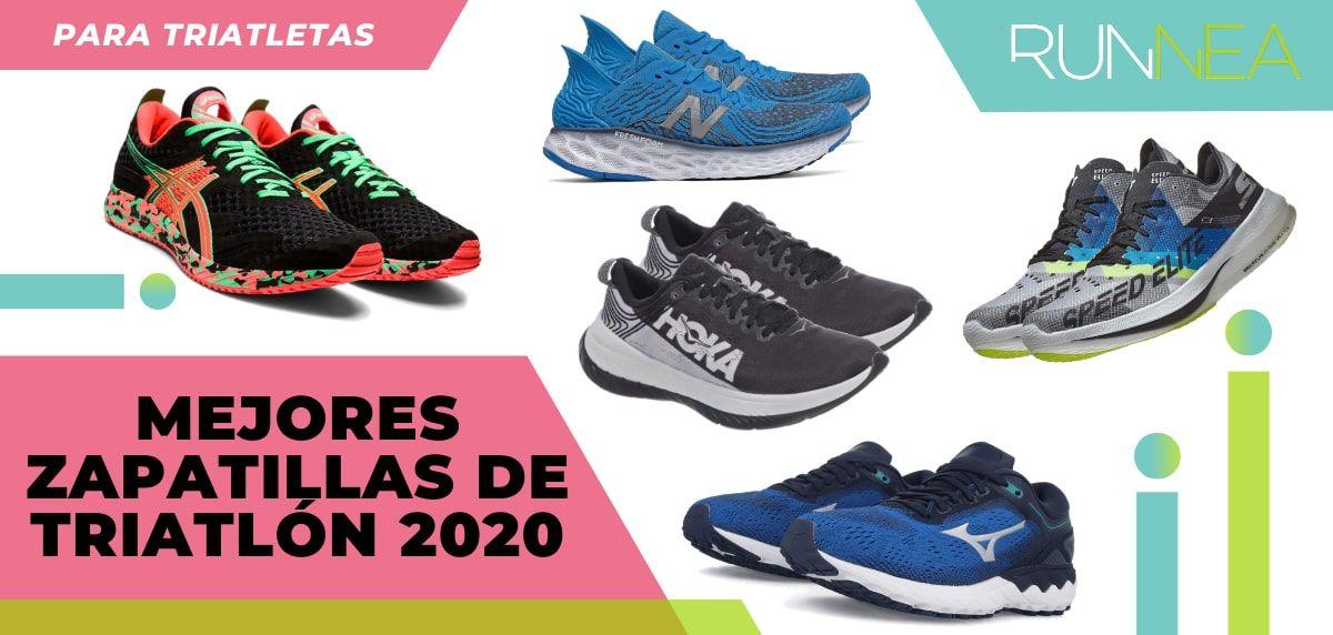 Meilleures chaussures de triathlon 2020