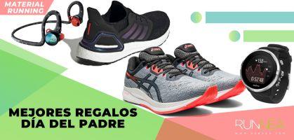 Regalos para el Día del Padre 2020: Ideas para regalar a un papá apasionado del running