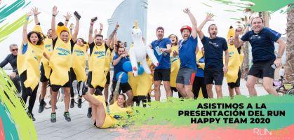 Runnea asiste a la presentación del Run Happy Team 2020 de Brooks Running