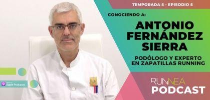 Las mejores zapatillas de running y cuando tirarlas a la basura con Toni Fernández Sierra, podólogo y experto el calzado deportivo