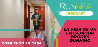 Corriendo en casa: Hablamos con RunnerSan, influencer y embajador Brooks Running