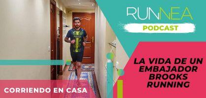 Corriendo en casa: Hablamos con RunnerSan, influencer y embajador Brooks Running
