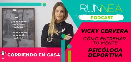 Vicky Cervera, psicóloga deportiva nos da herramientas para afrontar más motivados la cuarentena