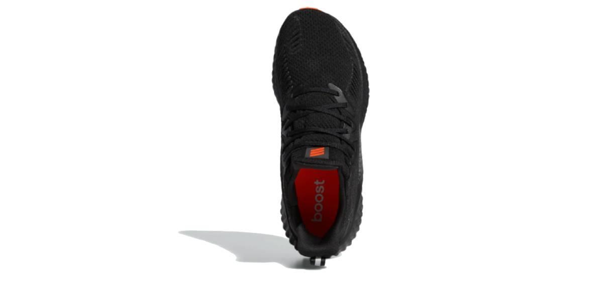 Adidas Alphaboost, upper