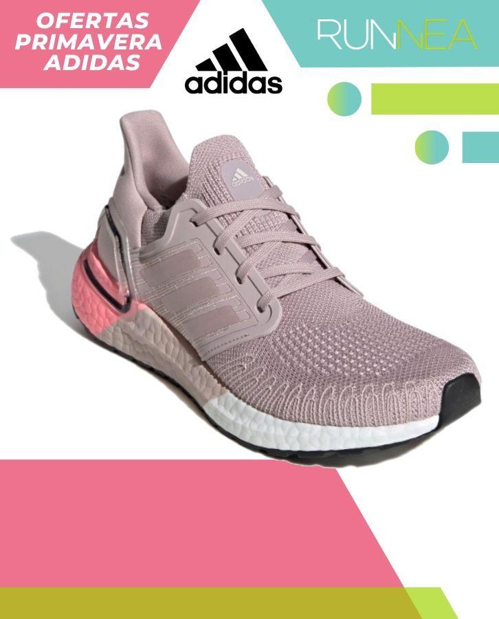 propietario africano localizar  Ultraboost 20 de Adidas para mujer en oferta y rebajas   Runnea