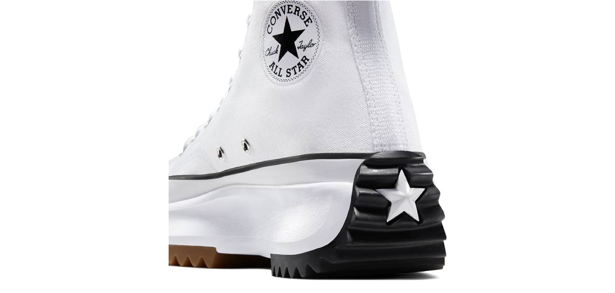 Converse Run Star Hike High Top, talón