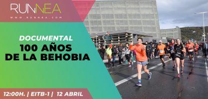 """Fecha confirmada del estreno del documental de los 100 años de """"La Behobia"""", que emitirá EITB"""