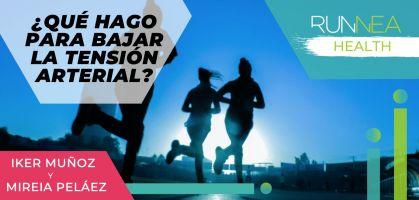 ¿Cómo bajar la tensión arterial a través del ejercicio?
