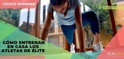 Cómo sobrellevan la cuarentena los distintos atletas de Nike entrenando en casa