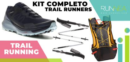 ¡Renueva tu equipación de trail running, ahora es el momento!