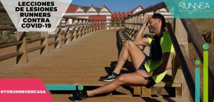 ¿Cómo las lesiones del runner nos ayudan a mitigar la frustración del Covid-19?