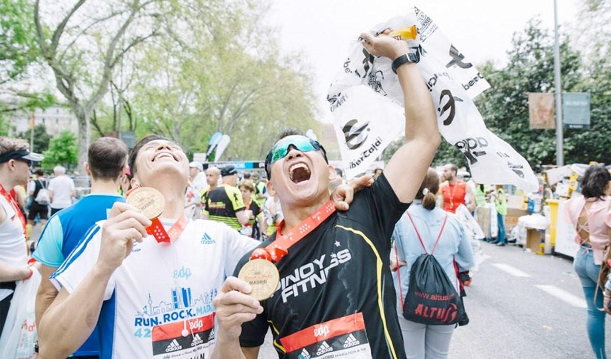 ¿Cómo inscribirse a la EDP Rock 'n' Roll Madrid Virtual Run 2020? - foto 2